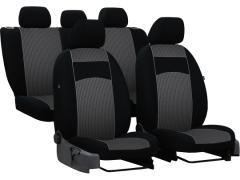 Pokrowce samochodowe do Suzuki Ignis II. Pokrowce miarowe materiałowe w kolorze 2 EX, pasują do Suzuki Ignis II.