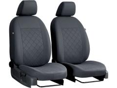 Pokrowce samochodowe do Seat Alhambra I 5m (1996-2010). Pokrowce miarowe materiałowe w kolorze popielaty, pasują do Seat Alhambra I 5m (1996-2010).