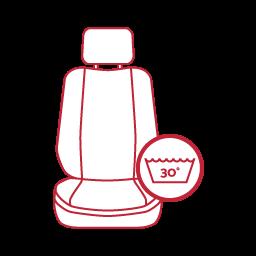 Możliwość prania do 30°